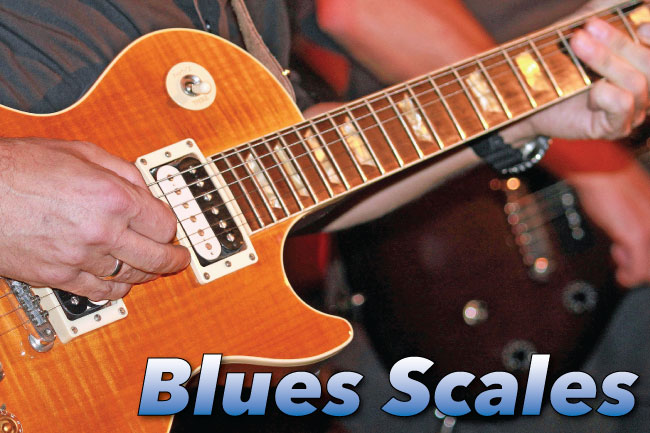 Blues       Scale       Guitar       Diagrams     Tab  Notes   Information