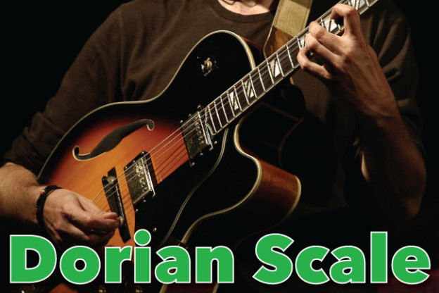 Dorian-Scale-Guitar
