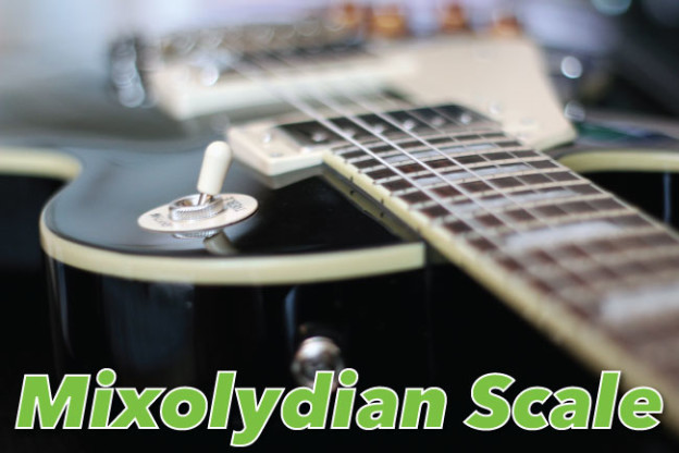 Mixolydian Scale Guitar
