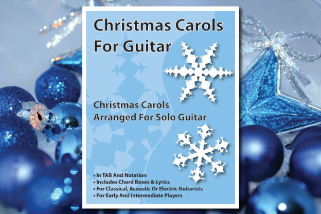 christmas guitar tabs