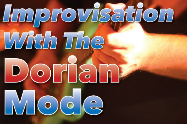 Improvisation With The Dorian Mode