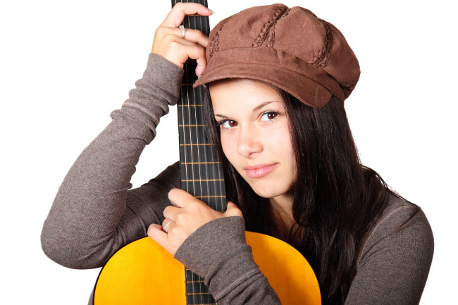 Learn guitar in six months