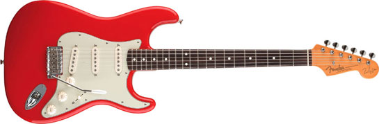 Types Of Electric Guitars Fender Stratocaster
