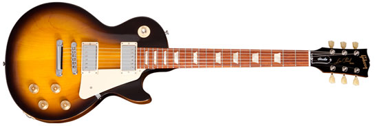 Types Of Electric Guitar Gibson Les Paul
