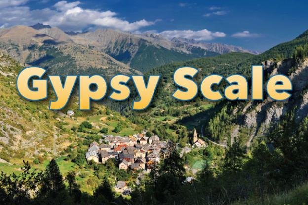 Gypsy Scale
