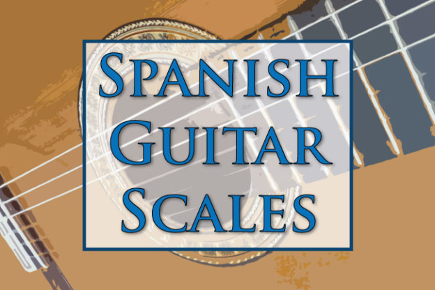 Spanish Guitar Scales