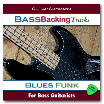 Bass Backing Tracks Blues Funk