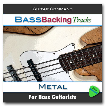 Bass Backing Tracks Metal