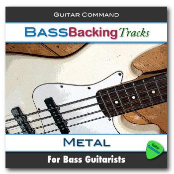 Bass Backing Tracks Metal