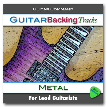 Guitar Backing Tracks Metal