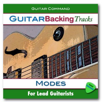 Guitar Backing Tracks Modes