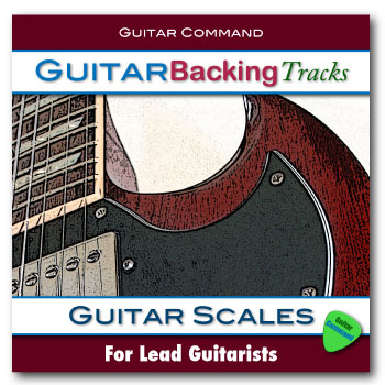 Guitar Scales Backing Tracks