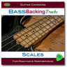 Bass Scales Backing Tracks