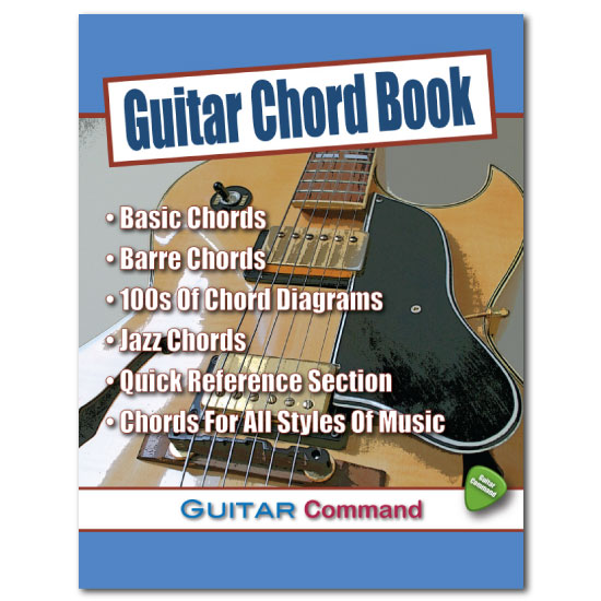 Printable Guitar Chord PDF EBook