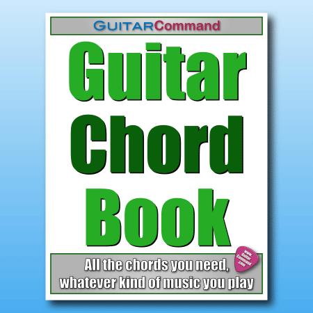 Download Guitar Chord Book