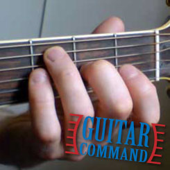 Guitar Left Hand
