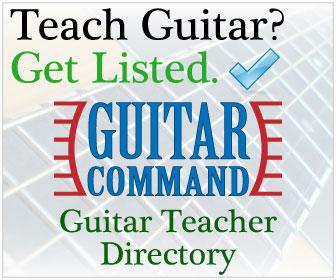 Guitar Lessons Edmonton