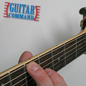 standard guitar tuning