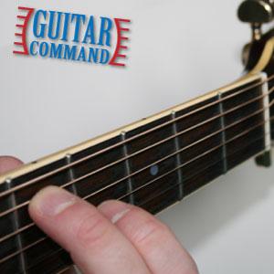 Standard Guitar Tuning - D String