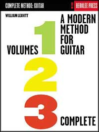 Best Jazz Guitar Books - A Modern Method For Guitar
