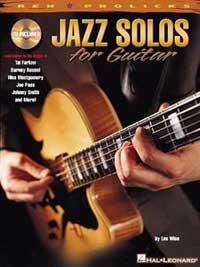 Learn jazz guitar