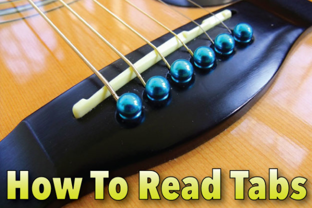 How To Read Tabs