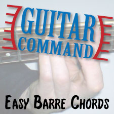 Easy Barre Chords