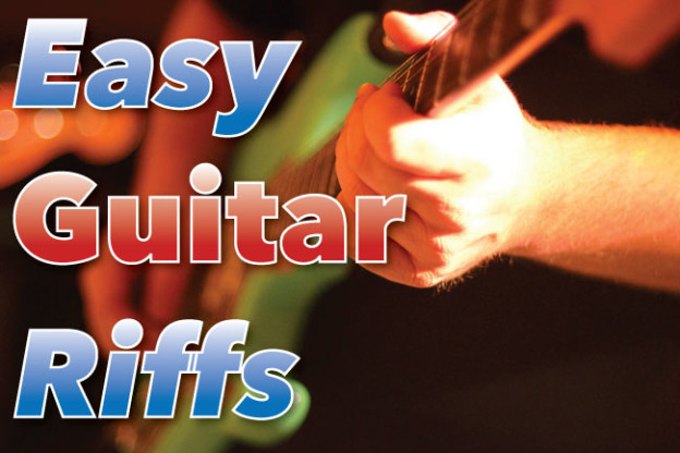 Easy Guitar Riffs