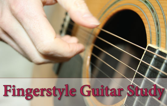 Fingerstyle Guitar Study