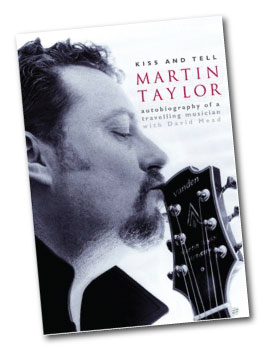 Martin Taylor Autobiography Of A Travelling Musician Review