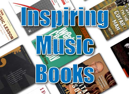 Guitar Inspiration Good Guitar Books