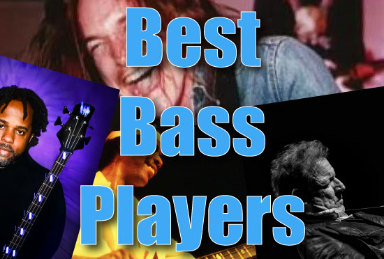 Best Bass Players