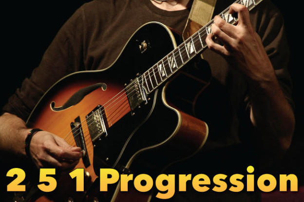 2 5 1 progression lesson