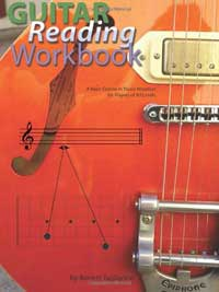 Guitar Reading Workbook