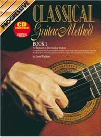 Progressive Classical Guitar Method