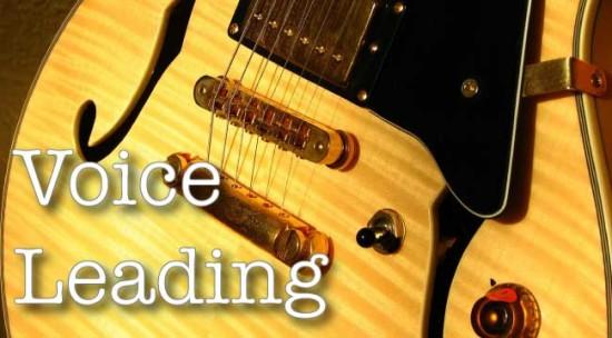 Voice Leading Guitar