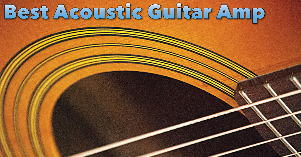 best acoustic guitar amp reviews round up. Black Bedroom Furniture Sets. Home Design Ideas