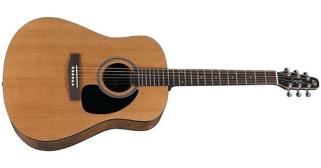 Best Acoustic Guitar Under 500 Seagull S6 Original