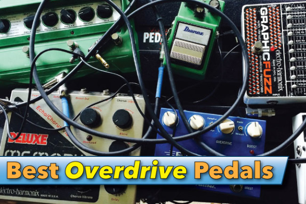 Best Overdrive Pedals