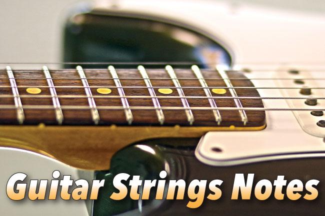 guitar strings notes chart tab info master the fretboard. Black Bedroom Furniture Sets. Home Design Ideas