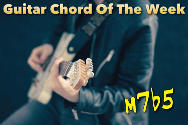 Minor 7 Flat 5 Chord Guitar Diagram Play This Chord Today