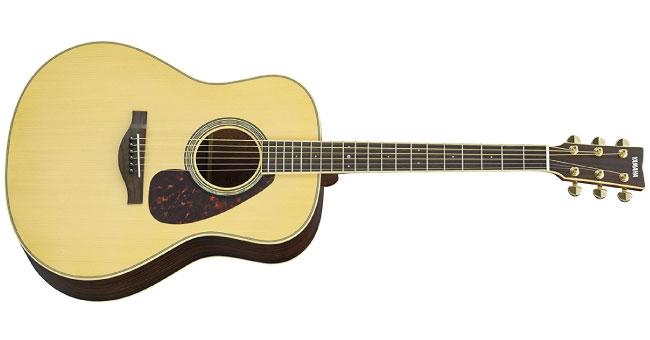 Best Acoustic Guitar Under 500 Yamaha LL6
