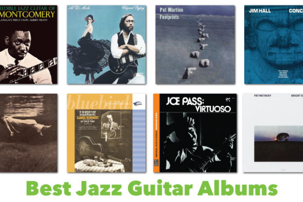 Best Jazz Guitar Albums