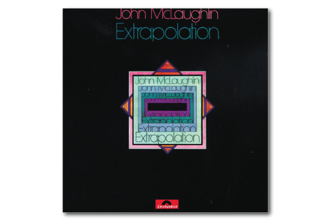 John McLaughlin – Extrapolation