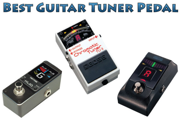 Best Guitar Tuner Pedal