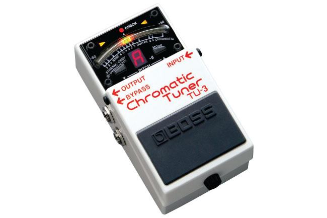 Boss TU3 Guitar Tuner Pedal