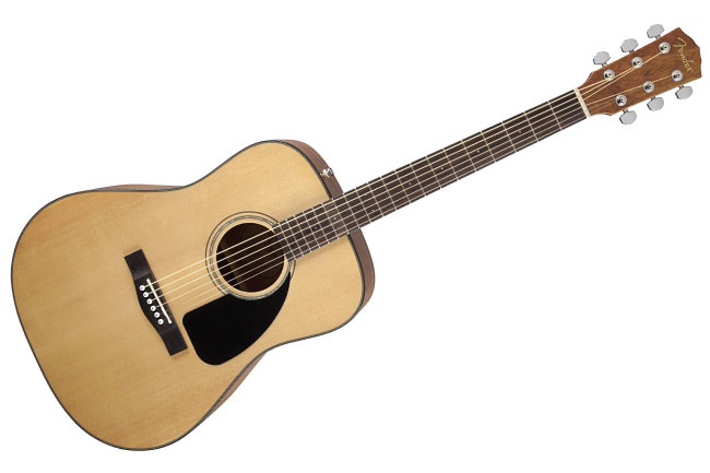 Acoustic Guitar Fender CD-60