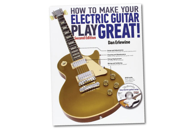 Guitar Maintenance Book