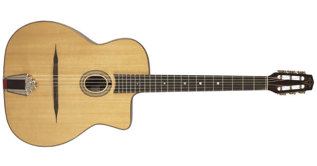 Paris Swing GG-39 Model 39 Gypsy Jazz Guitar