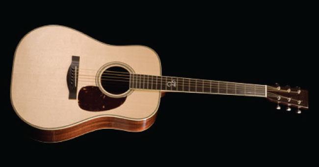 Santa Cruz Guitar Company The Tony Rice